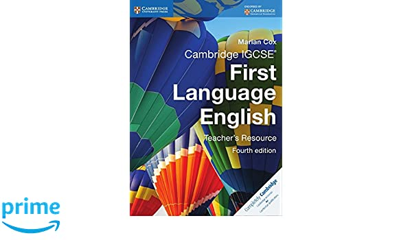 Cambridge igcse coursework resources