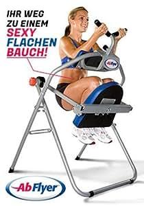 AB Flyer - Appareil de musculation pour abdominaux