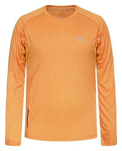 li-ning-t-shirt-jax-m-orange