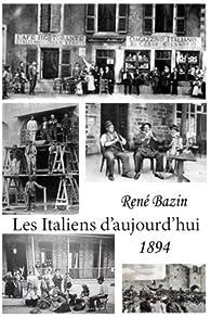 Les italiens d'aujourd'hui par René Bazin