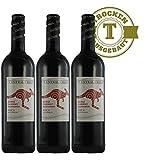 Rotwein Australien Central Creek Shiraz und Cabernet Sauvignon 2016 trocken (3x0,75l)