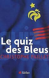 Le quiz des bleus