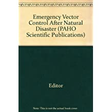Emergency Vector Control After Natural Disaster