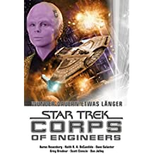 Star Trek Corps of Engineers: Sammelband 3: Wunder dauern etwas länger