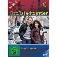 Großstadtrevier - Vol. 21 - Folge 310-326