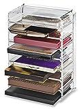 Acryl Palette Halter und Schönheitspflege-Halter Bietet 8+ Space Storage