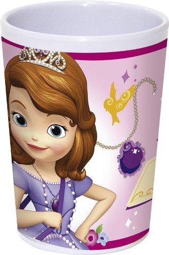 Toy Joy Disney Sofia 749198 Tasse en mélamine (200 ML), 7 x 7 x 9 cm