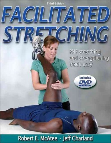 (FACILITATED STRETCHING WITH DVD ) By McAtee, Robert E. (Author) Paperback Published on (02, 2007)
