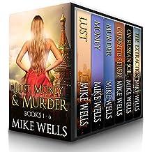 Lust, Money & Murder Super Box Set, Books 1-6