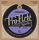 D'Addario EJ44 Pro-Arte Extra Hard  (.029-.045) Classical Guitar Strings