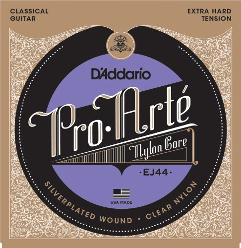 daddario-ej44-juego-de-cuerdas-para-guitarra-clasica-de-nylon-tension-alta