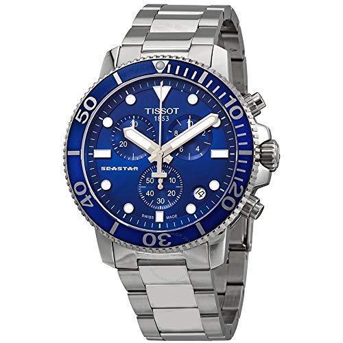 Tissot Herren-Taucherchronograph Seastar 1000 Quarz T120.417.11.041.00