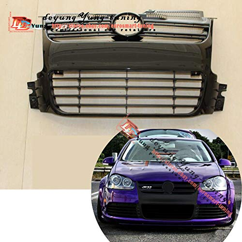 Used, FidgetGear Black Euro R Style Front Bumper Grille Grille for sale  Delivered anywhere in UK