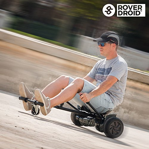 Rover Droid Go! Kart 720 Hoverkart