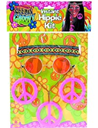 Rubies Costume Co 20960 Feelin Groovy weiblich Accessory Pack