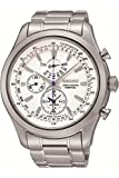 Best Seiko Watches - Seiko Men's Alarm Chronograph,Perpetual Calendar,100m WR - SPC123P1 Review