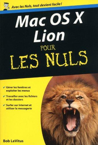 MAC OS X LION POCHE PLN