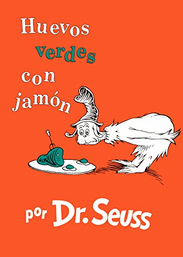 Huevos Verdes Con Jamon (Green Eggs and Ham) (I Can Read It All by Myself Beginner Books (Hardcover))