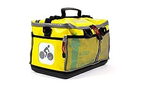 KitBrix Triathlon Transition Bag | Organised Kit for Swimming Running Cycling OCR