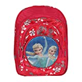 Best Shop Fabric 24 Ltr Pink School Backpack