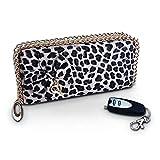 cartera de leopardo cámara HD espía remoto