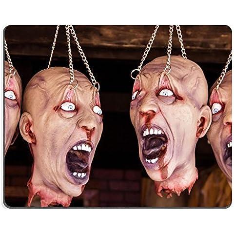Mousepad quattro Scary decapitati Props a un' immagine Funhouse 29612048da MSD Tappetino personalizzato mouse pad da gioco computer