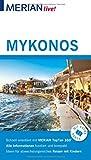 MERIAN live! Reiseführer Mykonos: Mit Extra-Karte zum Herausnehmen - Hans W. Korfmann