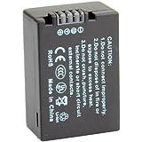 DSTE 2-Pack Rechange Batterie pour Panasonic DMW-BMB9 Lumix DMC-FZ40 DMC-FZ45 DMC-FZ47 DMC-FZ48 DMC-FZ60 DMC-FZ62 DMC-FZ70 DMC-FZ72 DMC-FZ100 DMC-FZ150 V-Lux2 V-Lux3