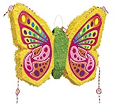 from Unique Industries Colourful Butterfly Pinata Model 66230