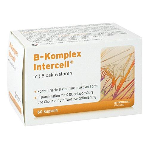 B-komplex-30 Kapseln (B Komplex Intercell Kapse 60 stk)
