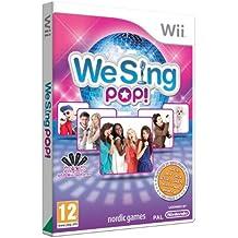NEW & SEALED! We Sing Pop! Nintendo Wii Game UK PAL