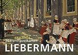 Postkartenbuch Max Liebermann