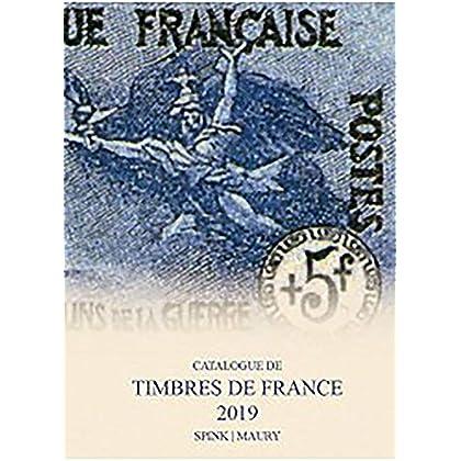 Catalogue de timbres de France : 2 volumes
