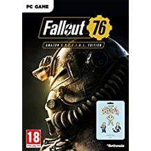 Fallout 76: S.*.*.C.*.*.L. Edition (Game + 3 Pin Badges) (Amazon EU Exclusive) (PC Code in Box)