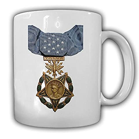 Medal of Honor Air Force Army USA US Army ordre honneur américaine Médaille Amérique insigne Médaille Militaire–Tasse à café # 15356
