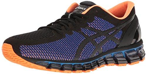 Asics Gel-Quantum 360 cm, Chaussures de Course pour Entraînement sur Route Homme Noir