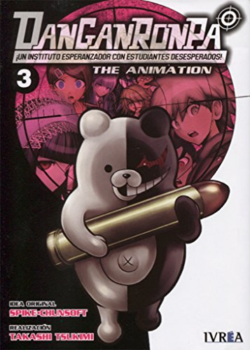 Danganronpa The Animation #3 por Spike Chunsoft