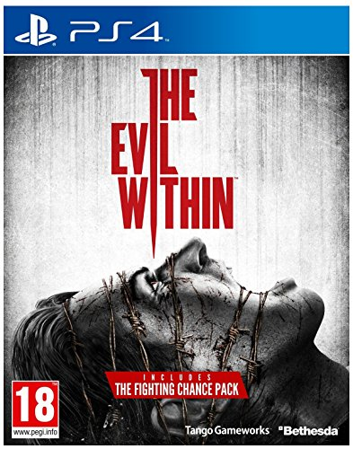 THE EVIL WITHIN IMPORTACION FRANCESA