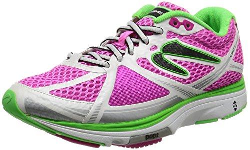 Newton Running Kismet Ii Women's Stability Shoe, Chaussures de Running Entrainement Femme rose bonbon