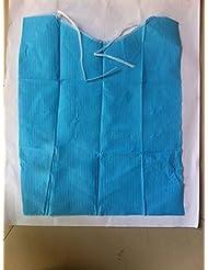 Levin Dental 30piezas/bolsa desechable babero impermeable tejido con encaje para blanqueamiento dental papel