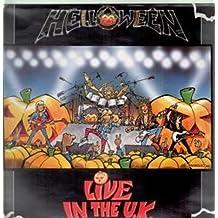 LIVE IN THE UK LP UK EMI 1989
