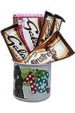 Tatty Teddy 16th Birthday tin Mug, filled with chocolates