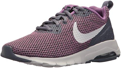 Nike Damen Freizeitschuh Air Max Motion Sneaker Grau (Light Carbon/Vast Gr 001) 41 EU