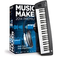 MAGIX Music Maker 2014 Control