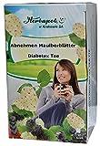 Abnehmen - Maulbeerblätter und 3 Kräuter Tee, regt Verdauung, Stoffwechsel, Fettspaltung an, 60x1,5g, 90g, Kundenfeedback: