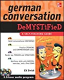 German Conversation Demystified with Two Audio CDs