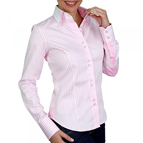 chemise femme borsalino rose Rose