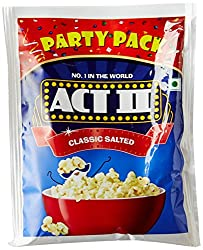 ACT II Instant Classic Salted Popcorn, 150g