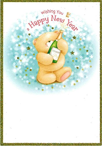 hallmark-wishing-you-a-happy-new-year-forever-friends-theme-christmas-new-year-card-ch0271