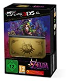 New Nintendo 3DS XL gold inkl. Legend of Zelda: Majora's Mask 3D